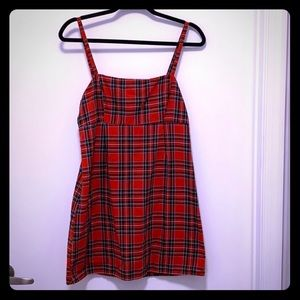 Urban Outfitters Plaid Dress